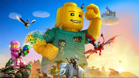 Best Lego Game