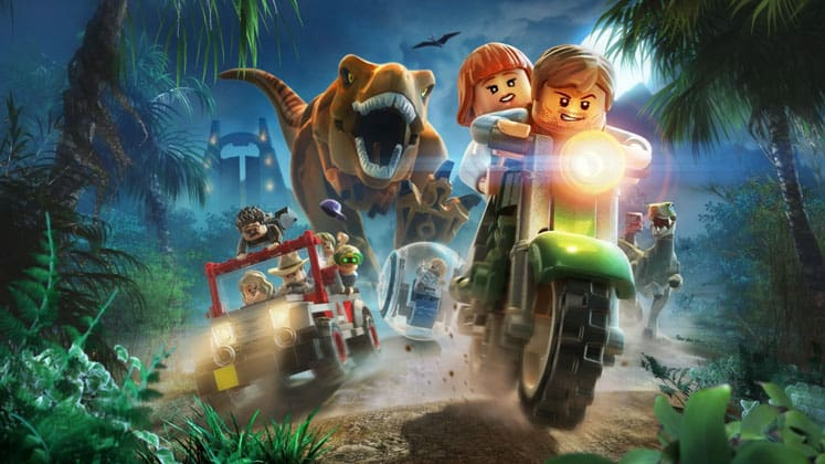 Lego® Jurassic World™ 20150616210111