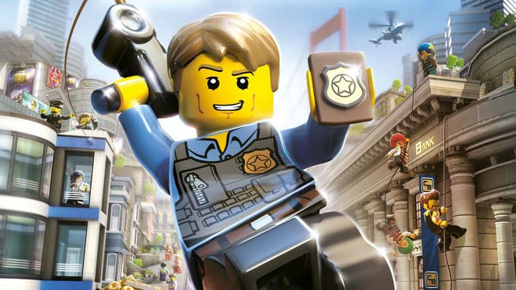 Best Lego Games