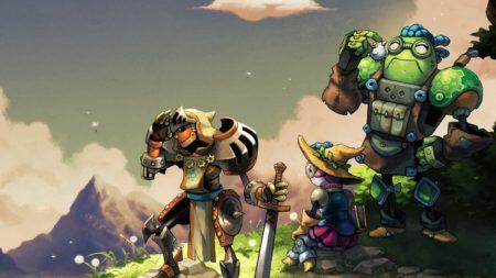 Best Strategy Games Steamworld Quest
