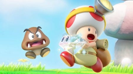 Best Switch Games Captain Toad