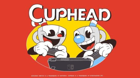 Best Switch Games Cuphead