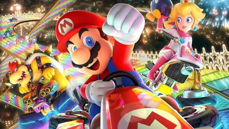 Best Switch Games Mk8