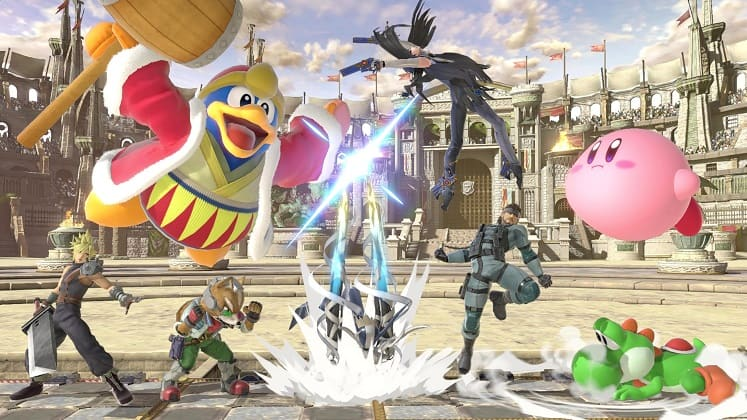Best Switch Games Smash Ultimate
