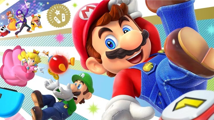 Best Switch Games Super Mario Party