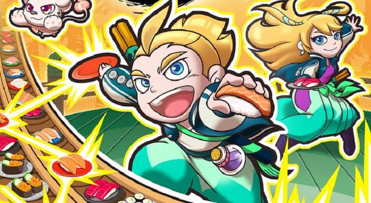 Best Switch Games Sushi Striker