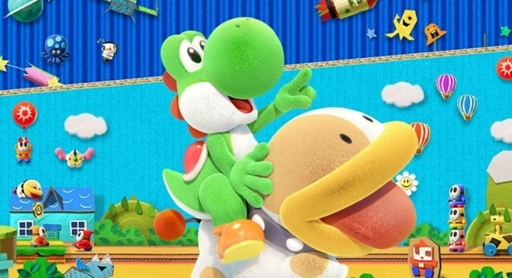 Best Switch Games Yoshi