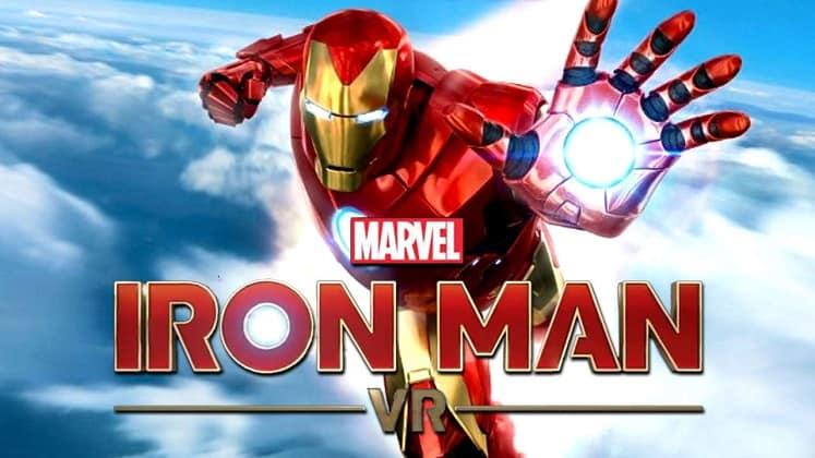 Best Upcoming Psvr Iron Man