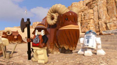 Best Upcoming Switch Games Lego Star Wars Skywalker