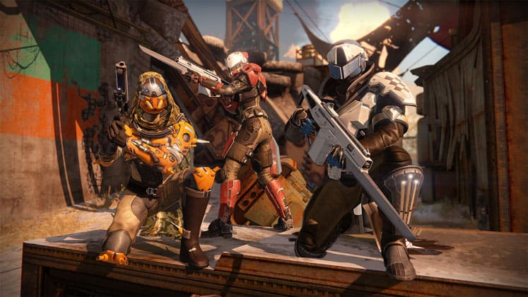 Destiny 2 Release Date Xbox One
