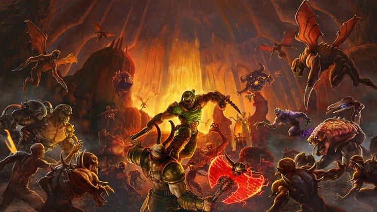 Doom Release Date