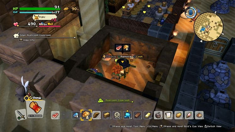 Dragon Quest Builders Walkthrough