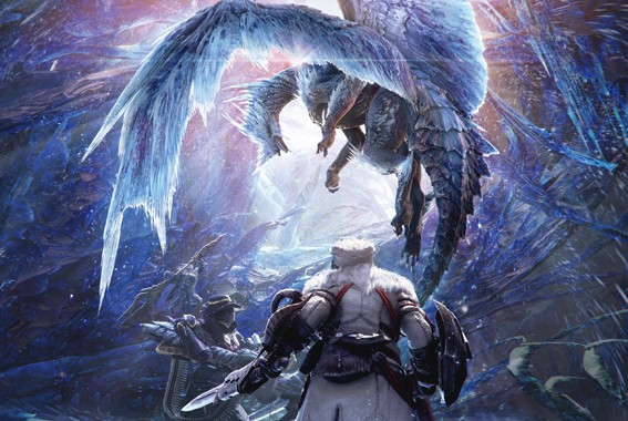 Iceborne Featured Image
