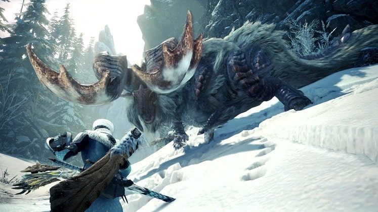 Iceborne Gameplay 1