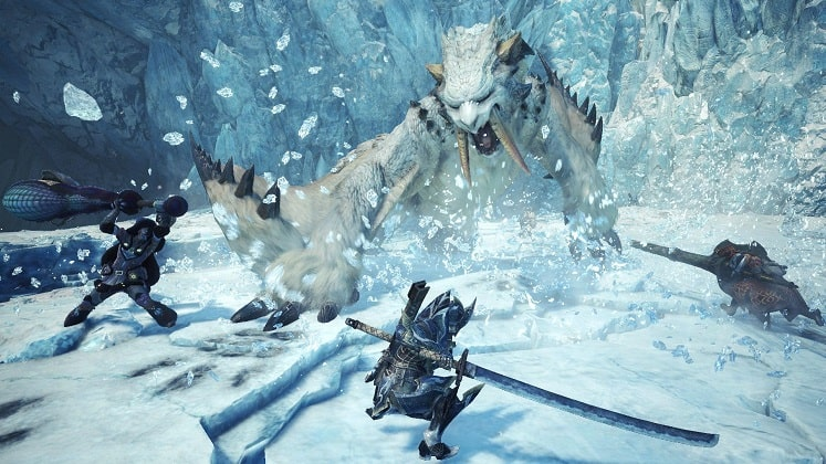 Iceborne Gameplay 2