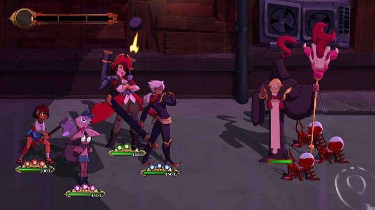 Indivisible Gameplay Combat