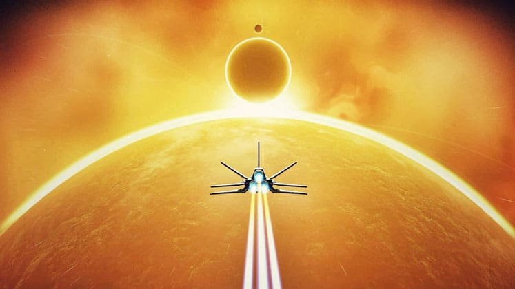 No Man's Sky Beyond Update Release Date