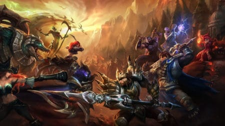League Of Legends 4k Animated Wallpaper Luxury League Legends Wa