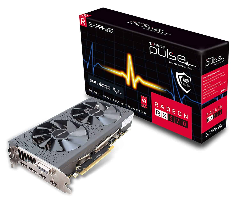 Radeon Rx 570 Sapphire Pulse