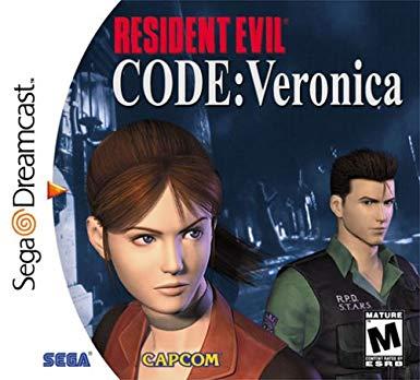 Resident Evil Game Order