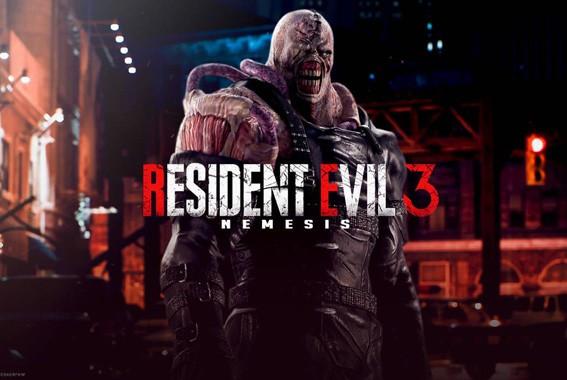 Resident Evil Nemesis Remake