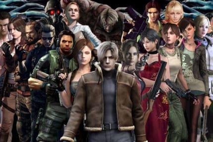 Resident Evil Series In Order