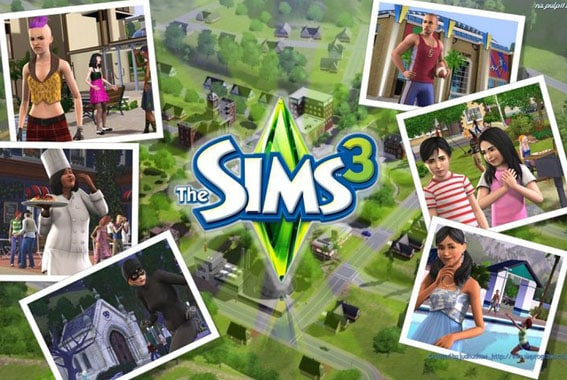 Sims 3 All Expansions