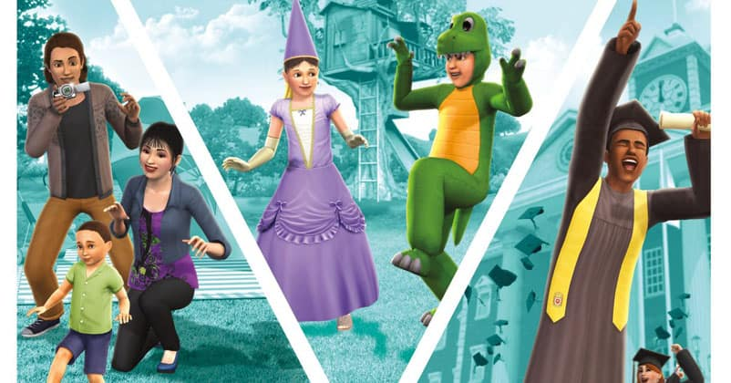 Sims 3 Expansion Packs In Order (2019) [The Full List
