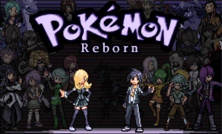 Best Fan Made Pokemon Games