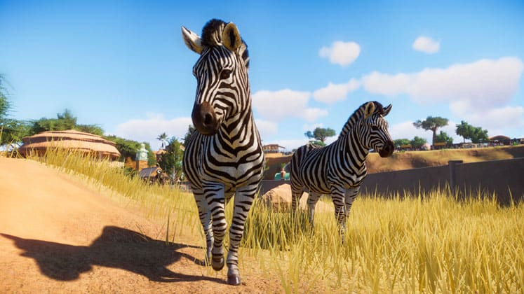 Planet Zoo Trailer