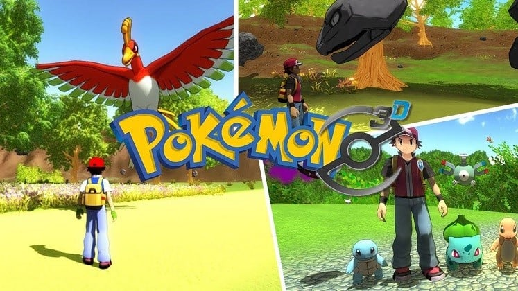 Pokemon Mmo 3d