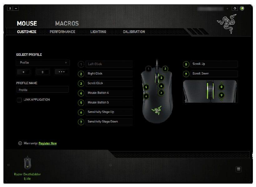 Razer Destiny 2 Mouse