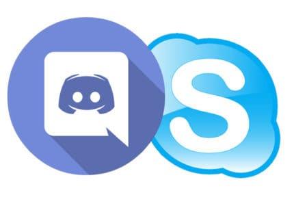 Skype Vs Discord 2019