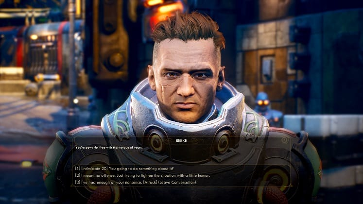 The Outer Worlds Rpg