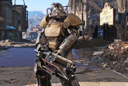 Fallout 4 Benchmarks