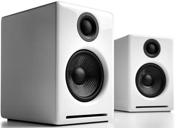 Integrated Speakers