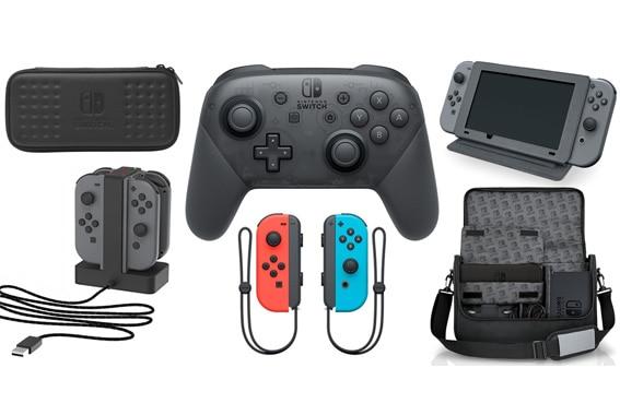 najlepší Nintendo Switch Príslušenstvo 2020 – Ultimate Buying Guide
