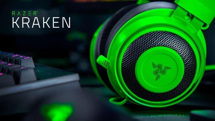 Razer Kraken Pro V2 Design