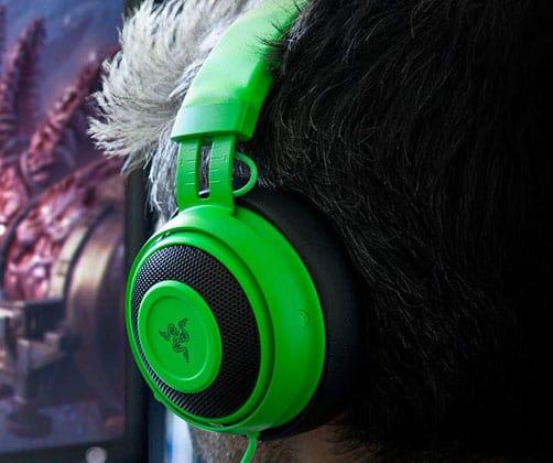 Razer Kraken Pro V2 Look