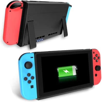 Switch Battery Charger Case
