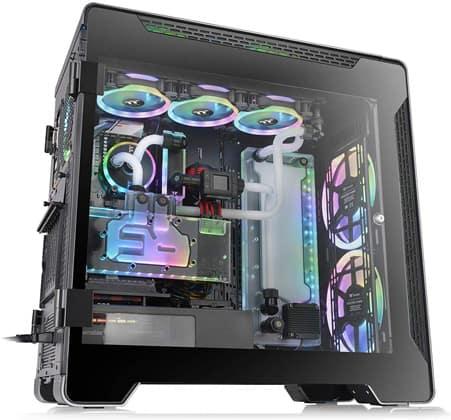 Thermaltake A700 Design