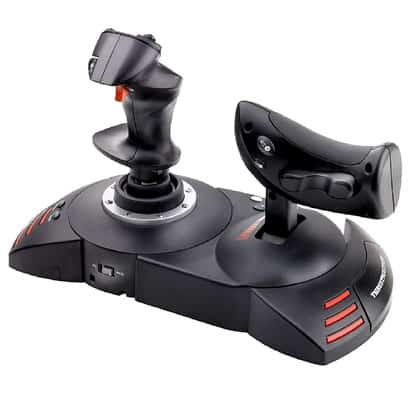 Thrustmaster T Flight Hotas X Design