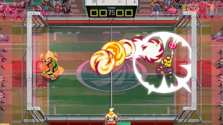 Windjammers 2 New Features