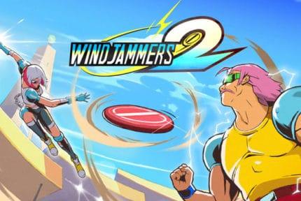 Windjammers 2 News
