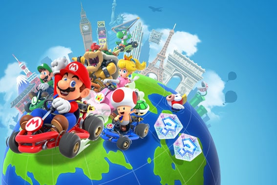 Mario Kart Games In Order 2020 Complete List Gamingscan