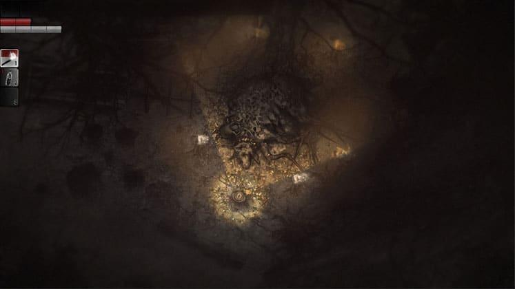 Darkwood Features