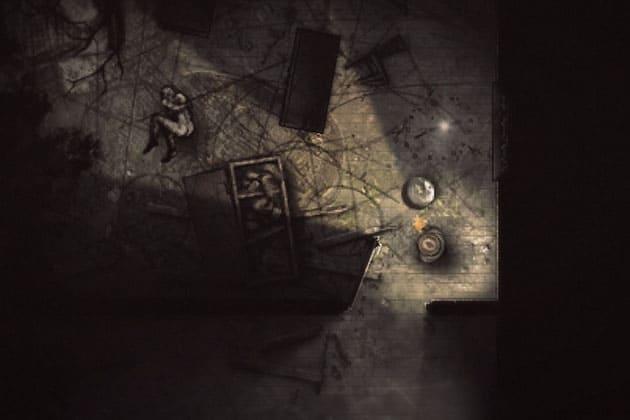 Darkwood Gameplay