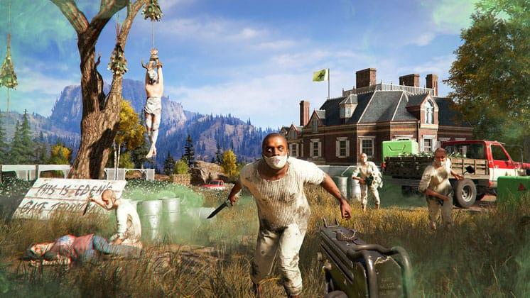 Far Cry 5 System Benchmarks
