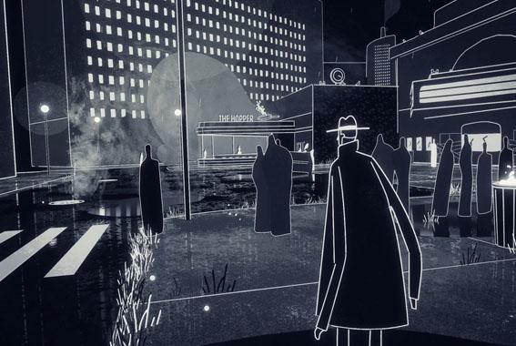 Genesis Noir Game