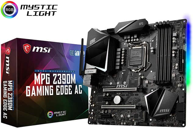 Msi Mpg Z390m Gaming Edge Ac